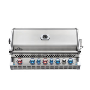 Napoleon grill prestige with lights
