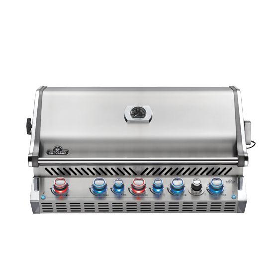 Napoleon grill prestige with lights