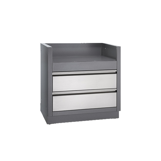 Oasis under grill cabinet