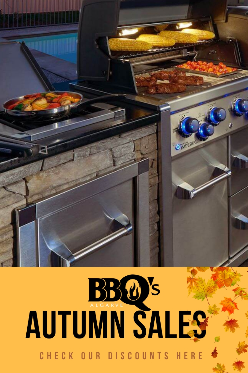BBQs Algarve Autumn sales