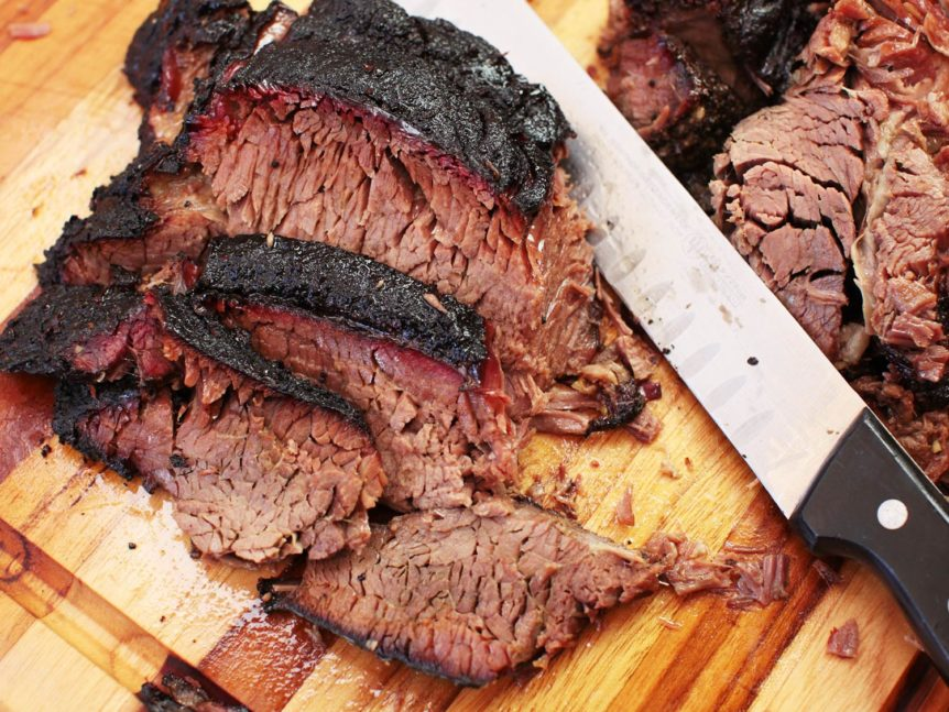 the perfect beef brisket