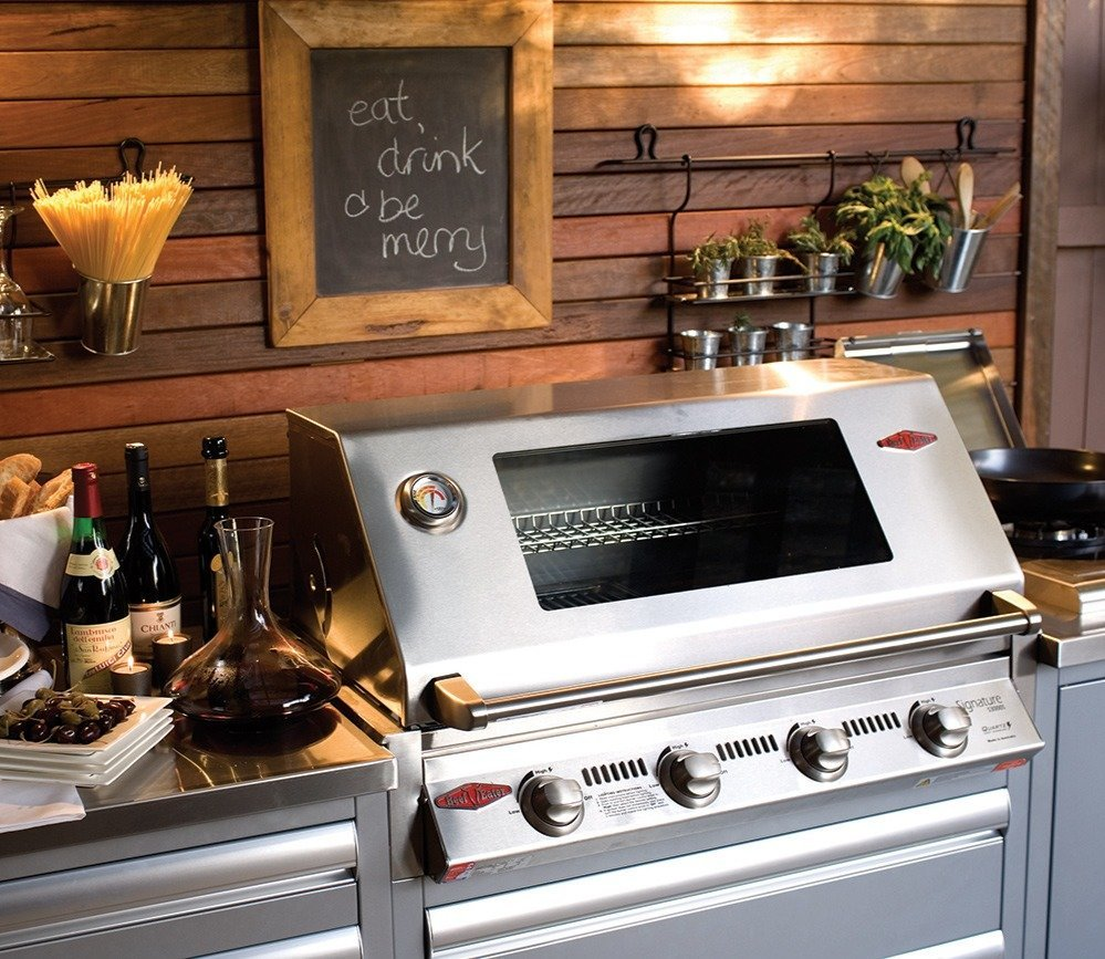Beefeater Signature S3000S a grill to give this Christmas