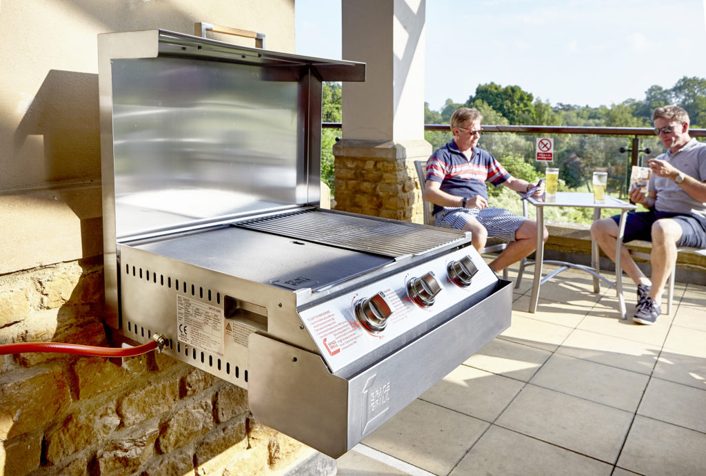 Give a Space Grill barbecue this Christmas
