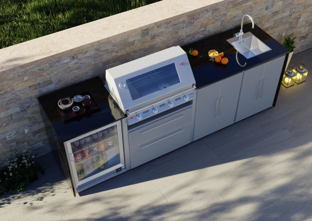 Outdoor fridge in Algarve
