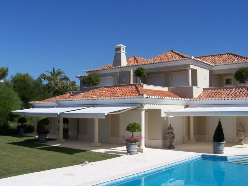 The best quality awnings in the Algarve