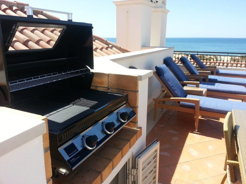 outdoor kitchen ideas in Vilamoura, Algarve