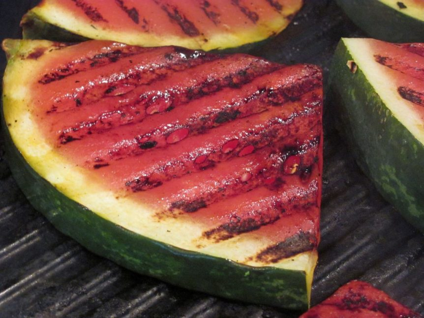 grilled watermelon recipe for summer