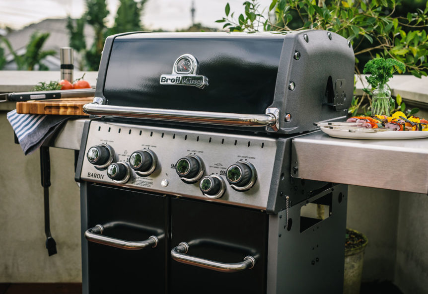 Broil King Baron 490, one of the best gas grills to buy in 2021