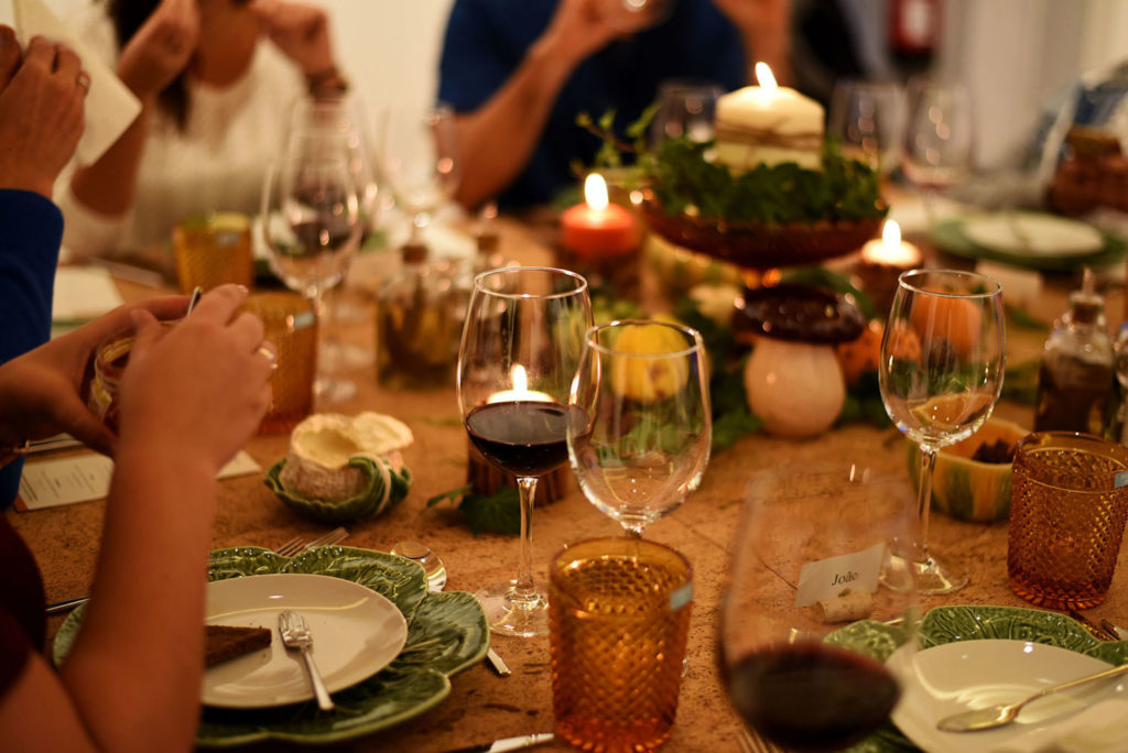 consoada a Portuguese Christmas tradition