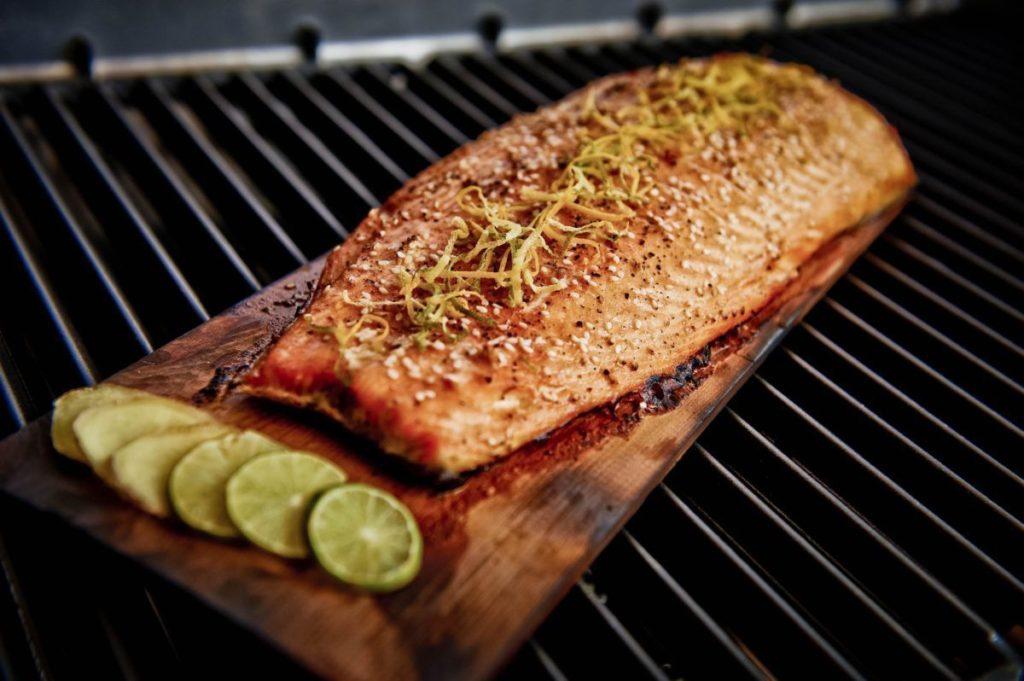 Broil-King-Cedar-Plank-Salmon