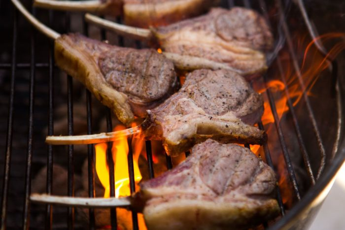 How To Grill Lamb Chops