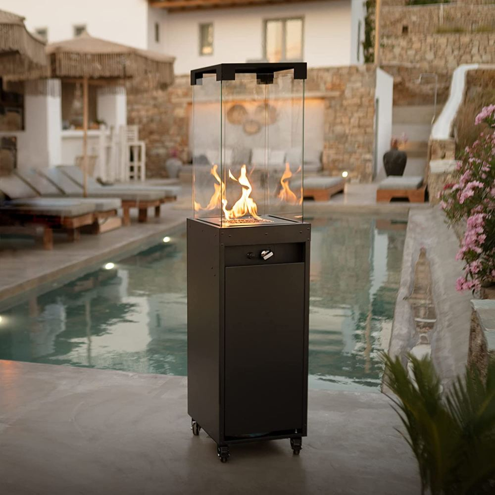 Plinka Outdoor Heater FARO from our selection of Outdoor Fire Pits and Patio Heaters